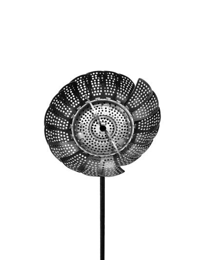 Dystopian sunflower
